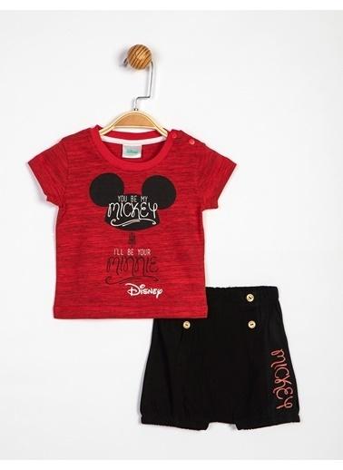 Mickey Mouse Set Kırmızı